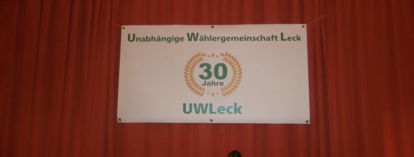 30 Jahre UWLeck