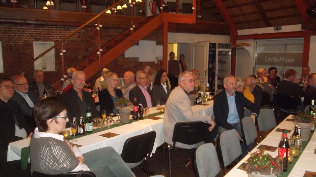 Gäste der Jubiläumsfeier